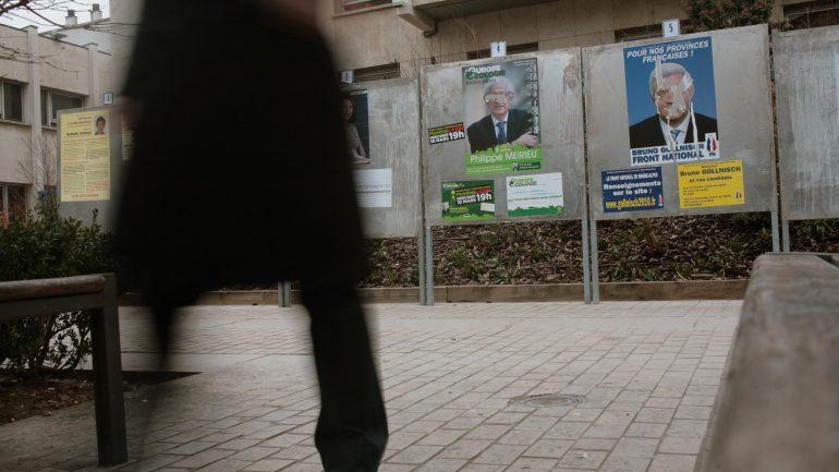 affiche électorale