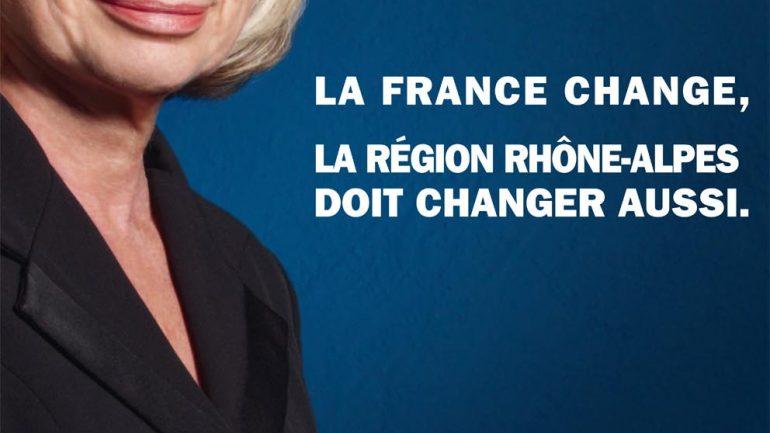 Grossetête affiche régionales