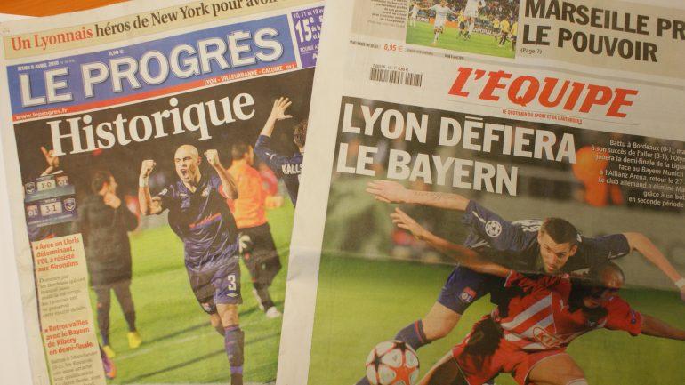 Revue de presse Bordeaux/OL