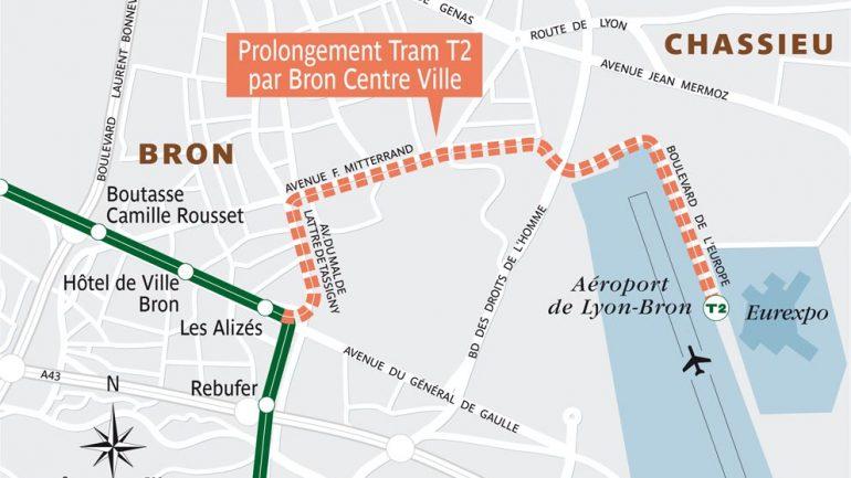 plan T2 Bron