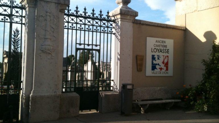 cimetière loyasse