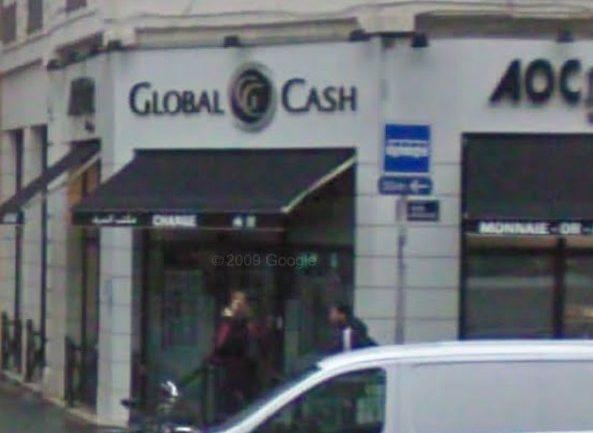 Global cash