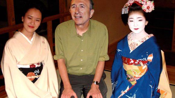 geisha collomb