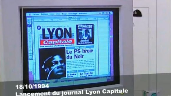 Lancement Lyon Capitale