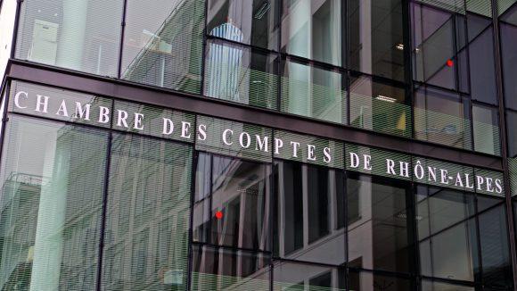 Chambre regional des comptes