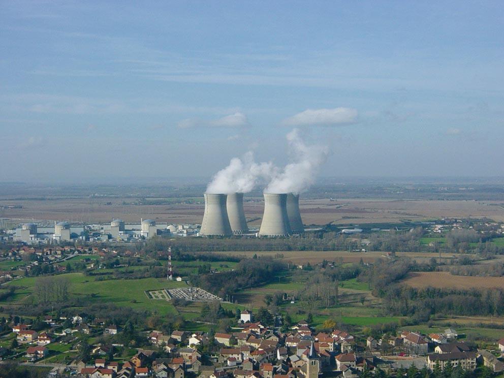Près de Lyon : un problème à la centrale du Bugey, mais elle reste ouverte