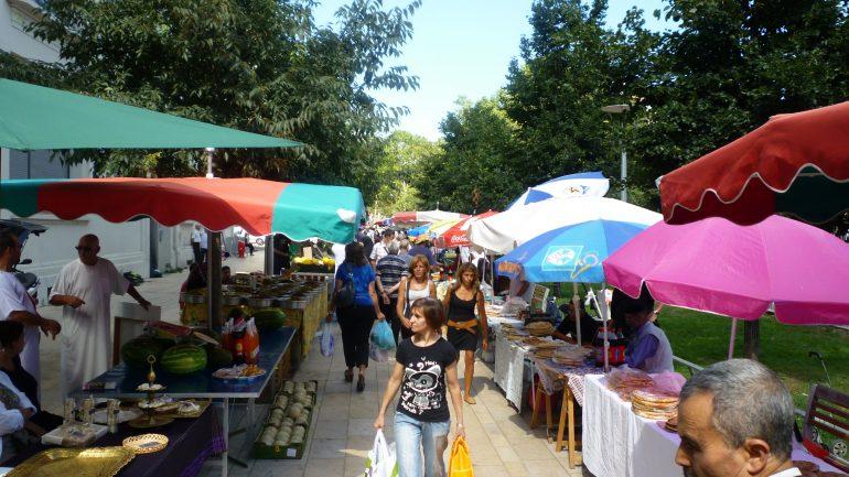 marché ramadan