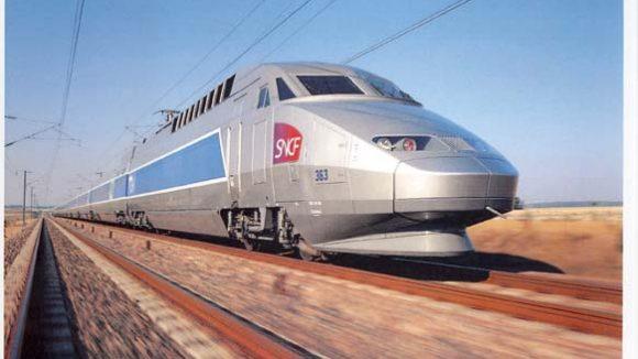 TGV Train SNCF