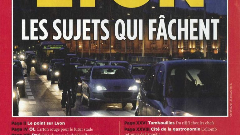 Sommaire du point sur Lyon