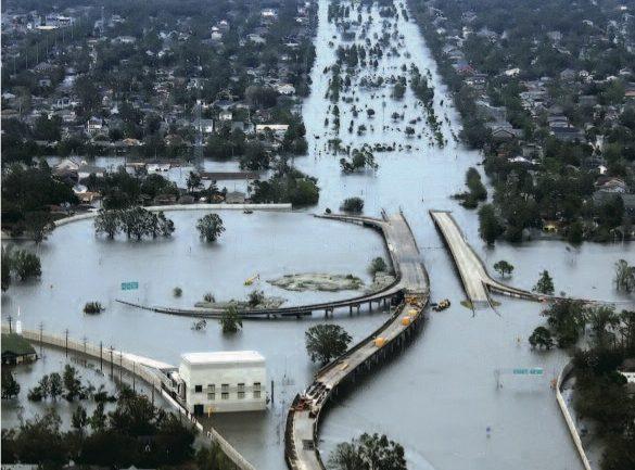 Katrina à La Nouvelle-Orléans