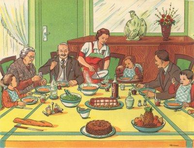 repas+famille