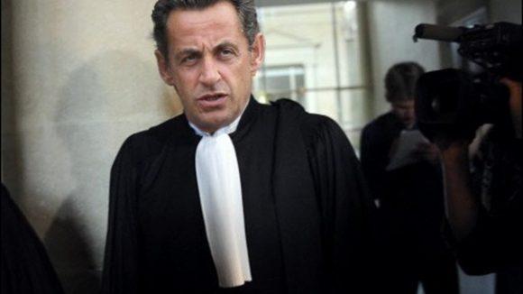 Photomontage Sarko avocat