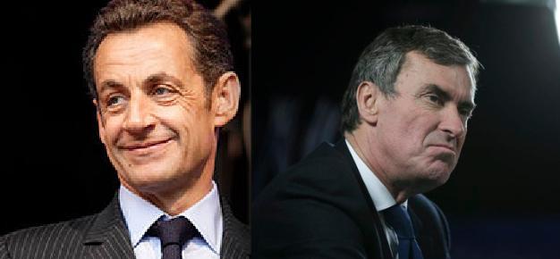 Cahuzac Sarkozy