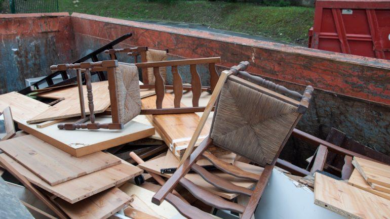 eco participation sur les meubles qui profite la taxe. Black Bedroom Furniture Sets. Home Design Ideas