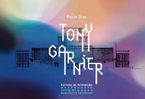 Tony Garnier Couv