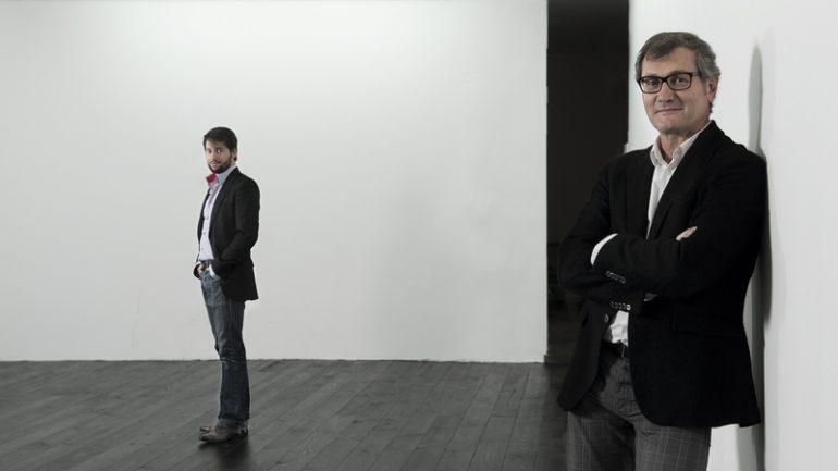 Olivier et Romain Houg