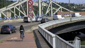 Pont Mulatière vélo
