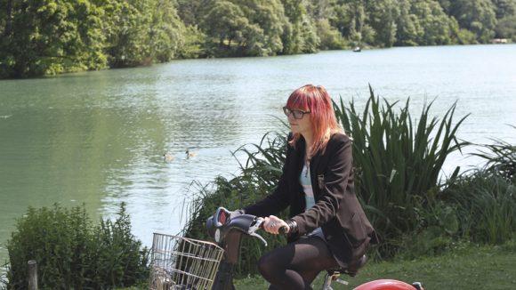 Lyon vélo parc