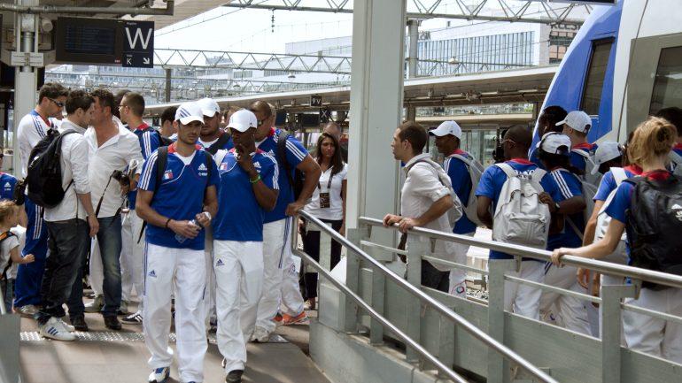 équipe de France d'athlétisme handisport