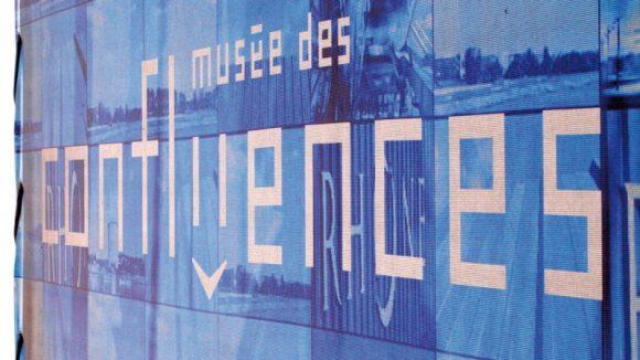 Musée Confluences logo