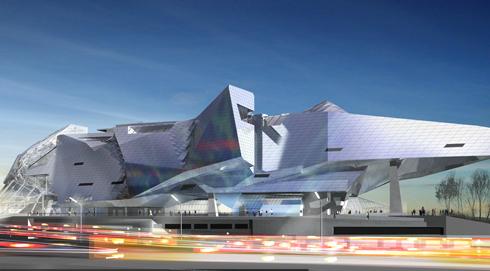 Musée Confluences projet