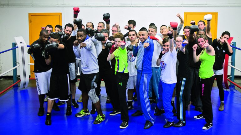 Boxing Lyon United