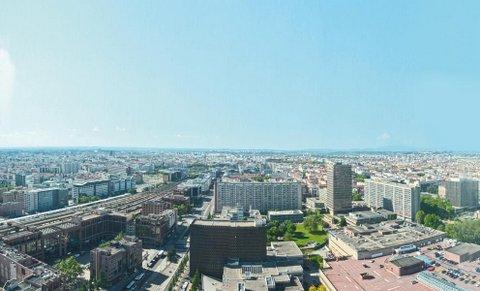 Vu de Lyon © tim douet