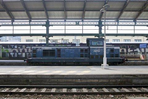 SNCF Perrache quai