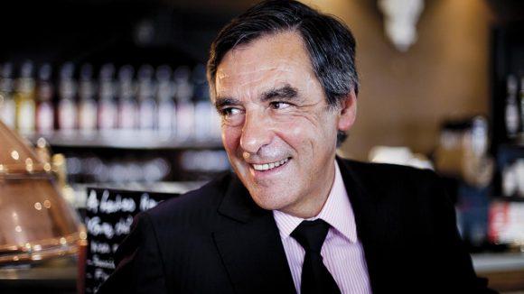 François Fillon à Lyon