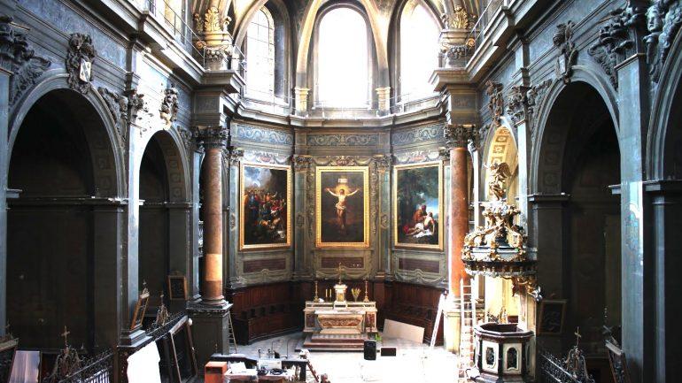 Chapelle de l'Hôtel-Dieu de Lyon @Sergueï Piotrovitch d'Orlik