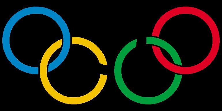 Anneaux olympiques JO