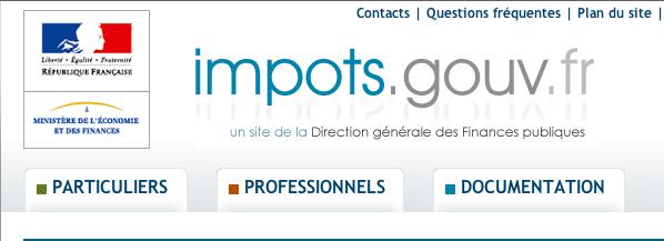 Impot.gouv.fr