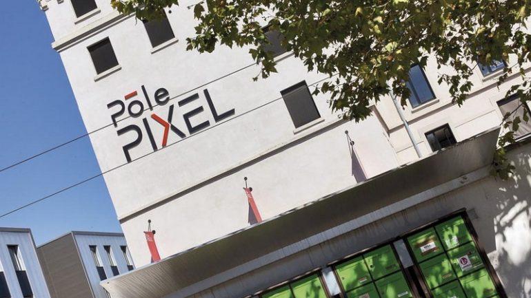 Pole pixel