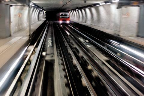 TCL métro rails