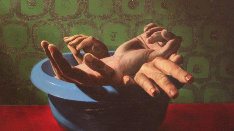 Gonzalez peinture 1