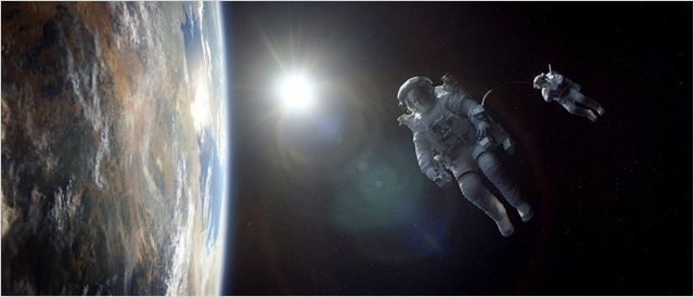 Gravity, d'Alfonso Cuaron © Warner Bros Entertainment
