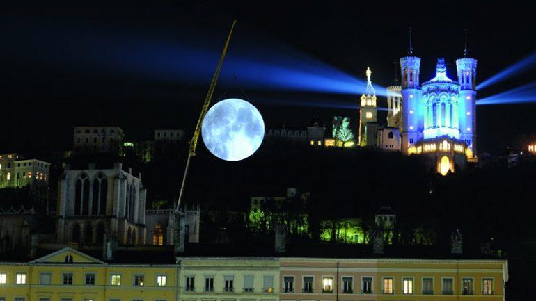 Fête des lumières 2010 Cottin