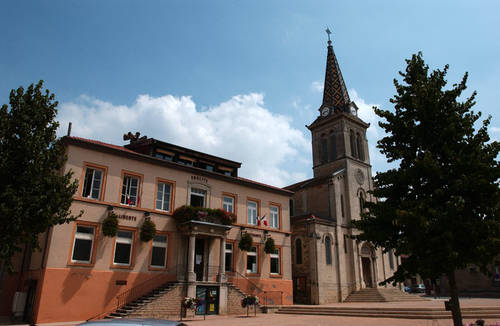 mairie Mions