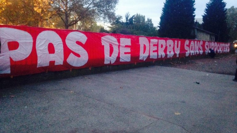 derby supporters