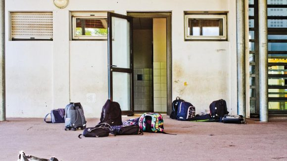 Ecole et périscolaire  © Tim douet_116