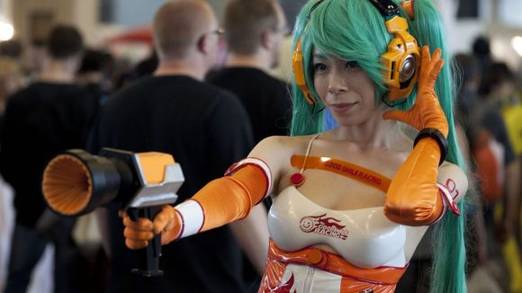 Japan Expo 2013
