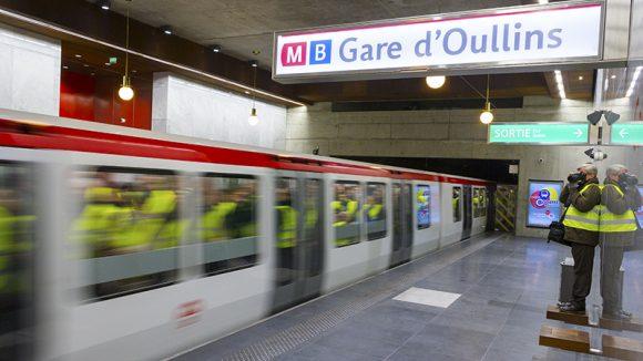 métro oullins