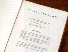 Constitution française home