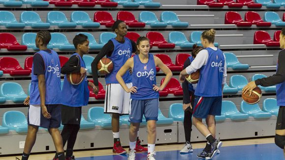 Lyon basket féminin