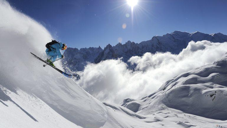 Chamonix:Floria ©Dan Ferrer