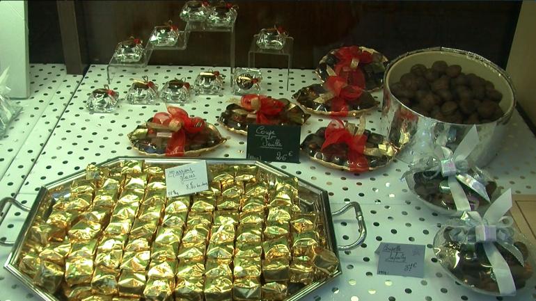 Chocolats au-delà du raisonnable