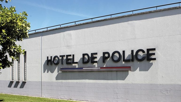 Hôtel de police Lyon 3e