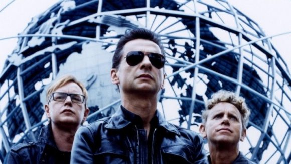 Depeche Mode home