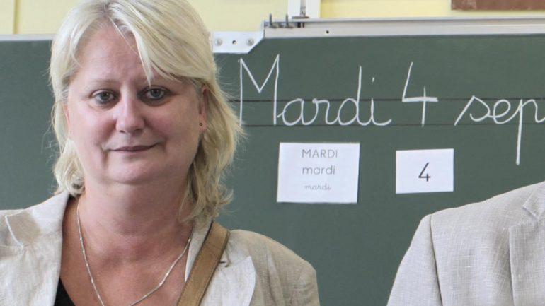 Michèle Picard maire de Venissieux © tim douet