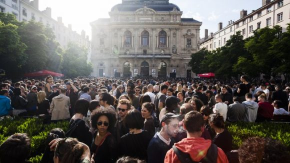 Nuits sonores 2012 jour